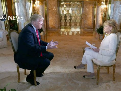 donald trump s house donald trump and family talk to barbara walters about his