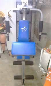 troc echange banc de musculation top hg3050 sur