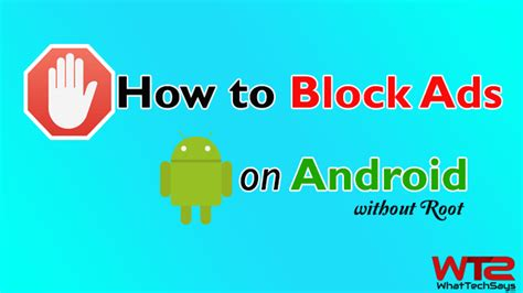 android adblock without root how to block ads on android without root apps browsers