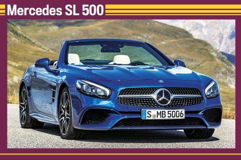 Auto Bild Jaguar Gewinnen by 30 Tage 30 Autos Mercedes Sl 500 Gewinnen Autobild De