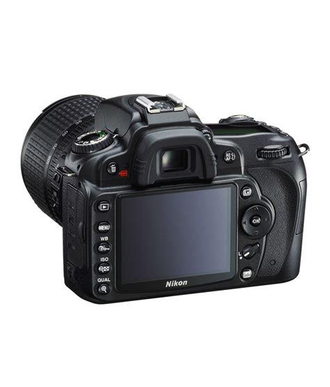 Nikon D90 Lensa 18 105mm Vr nikon d90 dslr with af s 18 105 lens buy now snapdeal