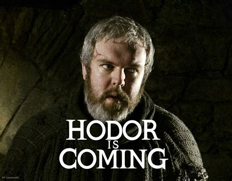 Game Of Thrones Hodor Meme - funny hodor memes