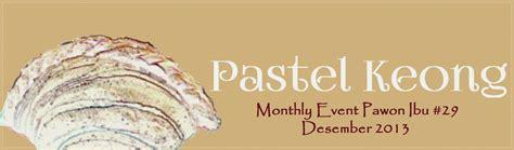 karipap pusing pastel keong resep masakan tradisional