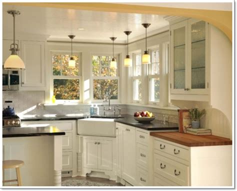 Kitchen Corner Design 25 Creative Corner Kitchen Sink Design Ideas