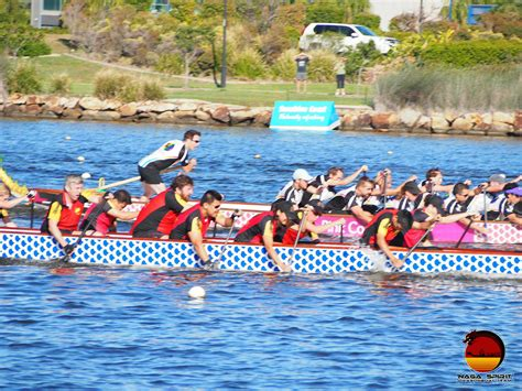learn how to race with naga spirit dragonboat club sydney - Spirits Dragon Boat