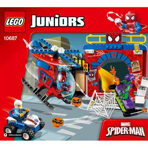 Lego 10687 Spider Hideout 1 lego spider hideout set 10687 brick owl