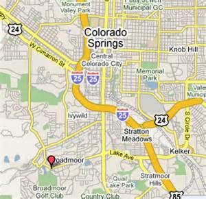 broadmoor colorado springs map the broadmoor resort elegance in the rockies colorado