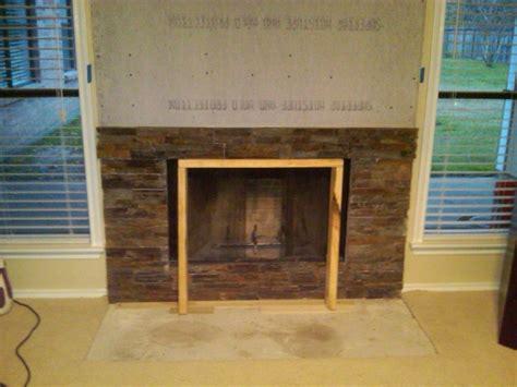 installing veneer brick fireplace wonderful new ideas reface brick fireplace with veneer intended for