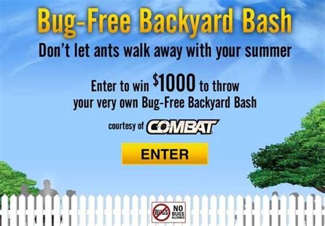 bug free backyard how to kill ants combat gel review giveaway with our