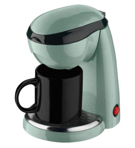 kaffeemaschine 2 tassen test 1 tassen kaffeemaschine mit 250 ml keramik tasse efbe