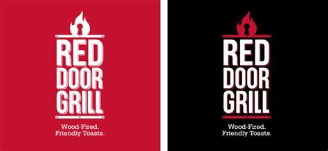 Door Grill Leawood Ks by Door Grill Logo Design Branding And Identity