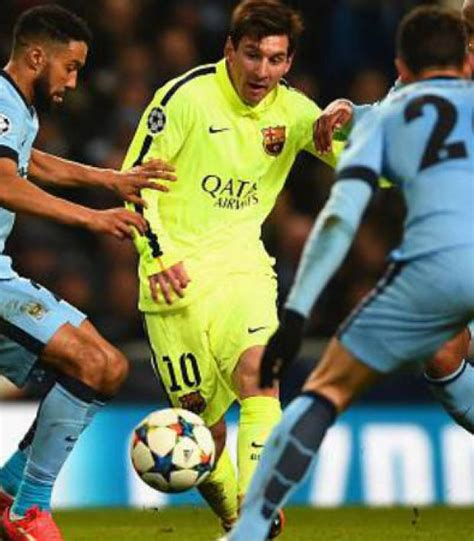 barcelona whoscored proof that messi has the best ball control in the world