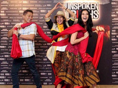 film rafathar di malaysia suasana perilisan film kebaya pengantin nia dinata di