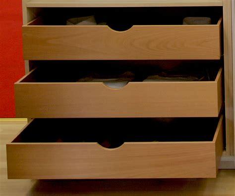 Timber Drawers by Wardrobe Timber Drawer