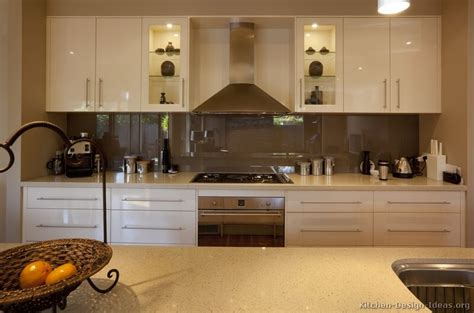 Two Tone Cabinets Kitchen by Pictures Of Kitchens Modern Cream Amp Antique White Kitchens