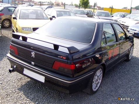 peugeot 405 t16 1993 peugeot 405 t 16 related infomation specifications