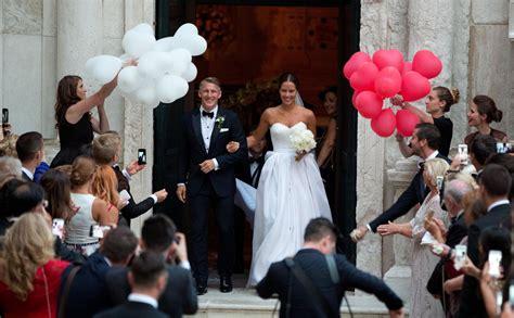 Kirchliche Hochzeit by Kirchliche Trauung In Venedig Mr Und Mrs Schweinsteiger