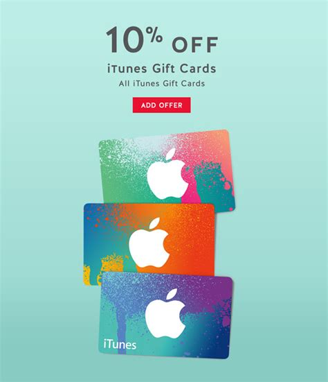 10 Off Itunes Gift Card - target cartwheel 10 off itunes gift cards the coupon challenge