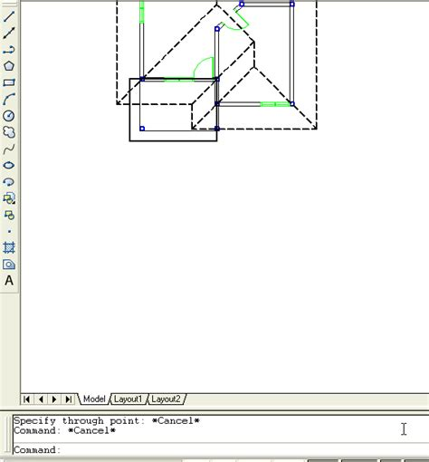 tutorial autocad untuk pertambangan autocad tutorial membuat gambar tak depan dalam autocad