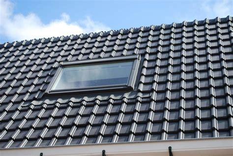 dakpannen nieuw monier postel orage antraciet vol donker dakpan