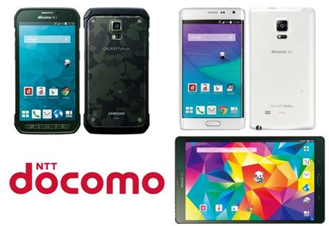 Tablet Samsung Galaxy S5 ntt docomo outs the galaxy s5 active note edge and tab s 8 4 gsmarena news