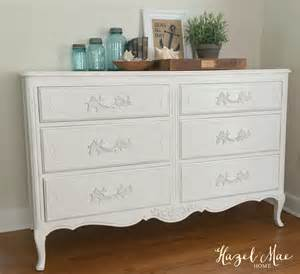 house white dresser hazel mae home