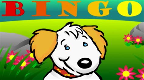 pookie doodle puppy sings his song bingo song sing along nursery rhymes songs from