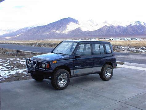 94 Suzuki Sidekick by 1994 Suzuki Sidekick Information And Photos Zombiedrive