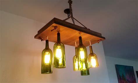 Wine Bottle Chandelier Frame Home Design Ideas Wine Bottle Chandelier Frame