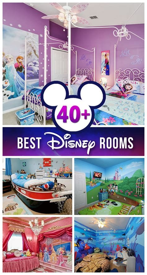 Disney Decorations - 42 best disney room ideas and designs for 2017