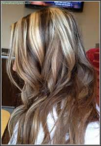 hairstyles with lowlights hairstyles with lowlights and highlights images