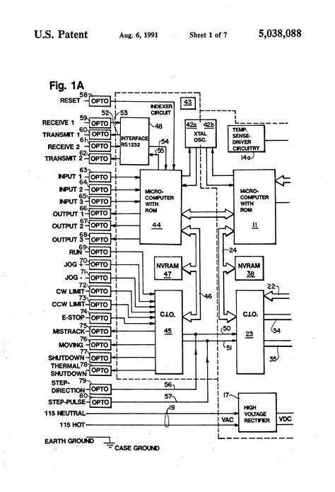 slo syn stepper motor wiring diagram slo syn stepper