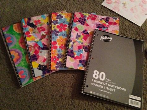 ideas to be realized a notebook books diy spiral notebook covers use scrap wrapping paper and