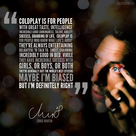coldplay biography short chris martin quotes quotesgram