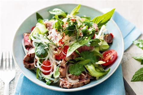 Todays Special Asian Beef Noodle Salad by Ripper Thai Beef Noodle Salad