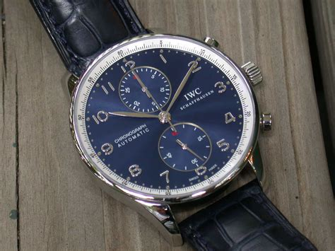 Iwc Scaffhause Blue T1310 3 iwc look what you ve done to me part 1 of 8 forum iwc