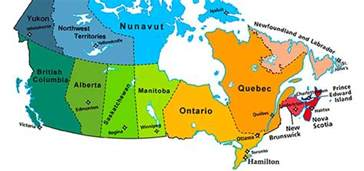 provinces in canada www pixshark images galleries