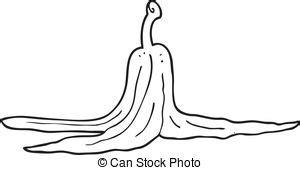 Banana Peel Outline by Banana Peel Clip And Stock Illustrations 1 657 Banana Peel Eps Illustrations And Vector