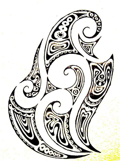 traditional maori tattoo designs maori design by closetpirate on deviantart