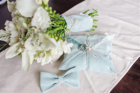 cuscino fai da te diy dieci portafedi fai da te wedding
