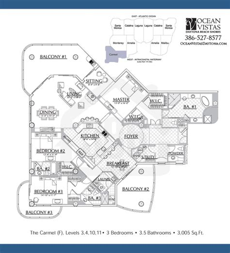 ocean shores floor plan floor plans oceanvistasdaytona com