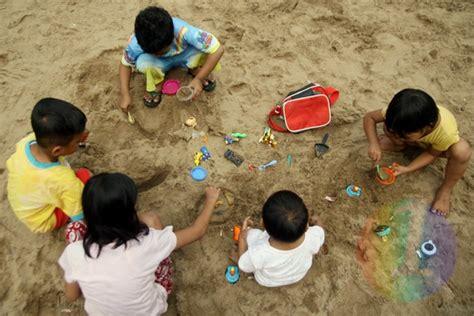 Khusus Anak satu harapan pentingnya taman bermain khusus bagi anak