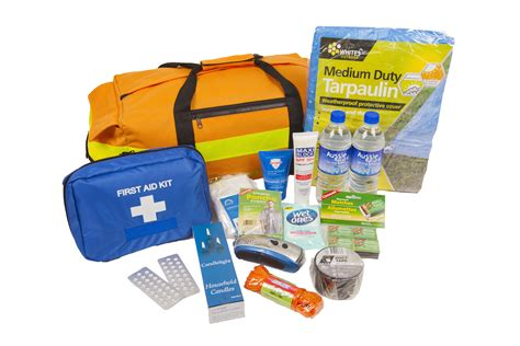 kits for cyclone emergency survival kit