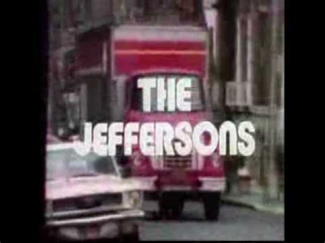 theme song jeffersons sammy davis jr sings the theme to quot the jeffersons quot youtube