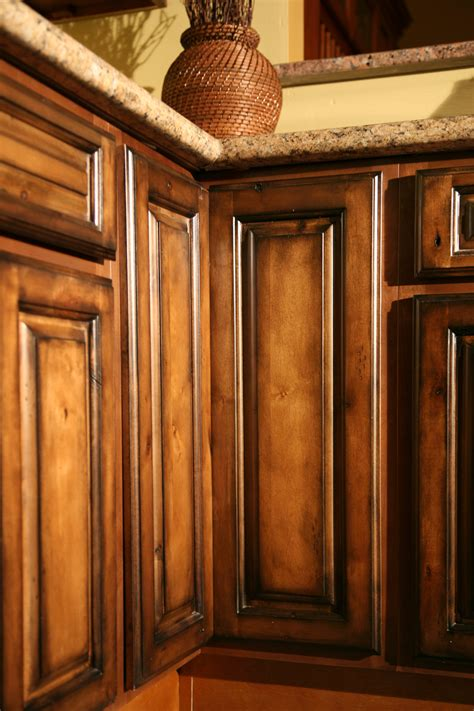 Kitchen Cabinet Stain Ideas by Pecan Maple Glaze Kitchen Cabinets Rustic Finish Sample