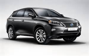 Lexus Crossover Hybrid Lexus Rx Hybrid Suv Crossover 2013 Pictures Lexus Rx