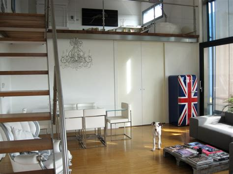 arredo soppalco arredamento loft con soppalco torino piovano home design