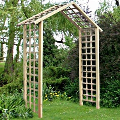 Garden Arches Direct Landscaping With Garden Arches Can Really Turn Heads