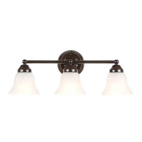 Chagne Bronze Light Fixtures Ean 6940500314952 Hton Bay Bathroom Lighting 3 Light Rubbed Bronze Vanity Egm1393a 4