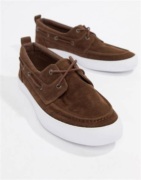 boat shoes vegan reasonable price asos design vegan boat shoes g75w6962te72